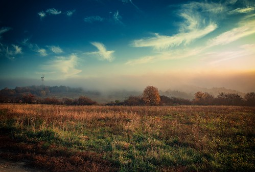 fog, view from Heringes