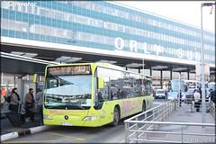 Mercedes-Benz Citaro – Transdev / STIF (Syndicat des Transports d'Île-de-France)