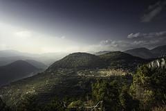 Arrière-pays monégasque