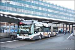Man Lion's City G – RATP (Régie Autonome des Transports Parisiens) / STIF (Syndicat des Transports d'Île-de-France) n°4618 - Photo of Soisy-sur-Seine