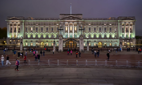 London: Buckingham Palace
