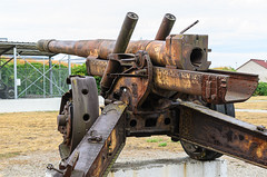 152mm Kanonenhaubitze M1937 / ML-20 - Photo of Baldenheim