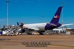 N971FD FedEx |  Boeing 757-28A(SF) | Memphis International Airport