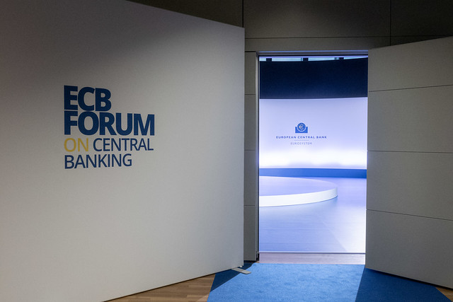 Photo:ECB Forum on Central Banking 2020 By European Central Bank