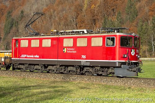 Rhätische Bahn (RhB), 705