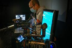 ... behind the scenes