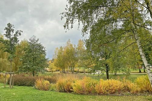 Autumn Park der Generationen