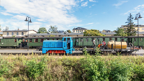 Weedkilling Train