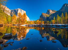 Yosemite National Park Autumn Colors Fall Foliage Snow Fuji GFX100 Fine Art Landscape Photography! California Fall Colors! Elliot McGucken Master Medium Format Landscape Nature Photography Fuji GFX 100 & Fujifilm Fujinon GF Lens!