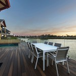 DuraLife Decking in Tropical Walnut