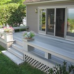 DuraLife Decking in Garapa Gray
