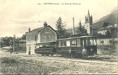 Trams de Villars-de-Lans (ligne disparue) France