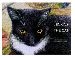 Jenkins The Cat Children's Book Volume 2, By Jmsw.