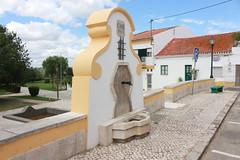 Fonte dos Escudeiros em Samora Correia, Benavente
