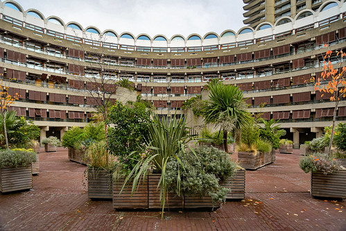 London: Barbican Estate