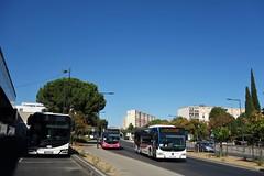 Mercedes Benz Citaro n°1286  -  Marseille, RTM