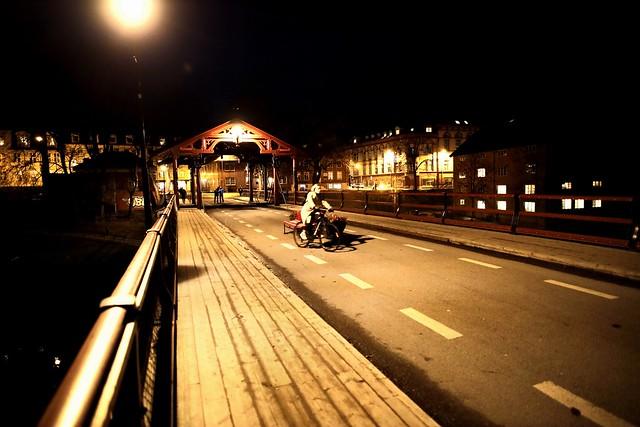 Afternoon at Gamle Bybro (Trondheim)