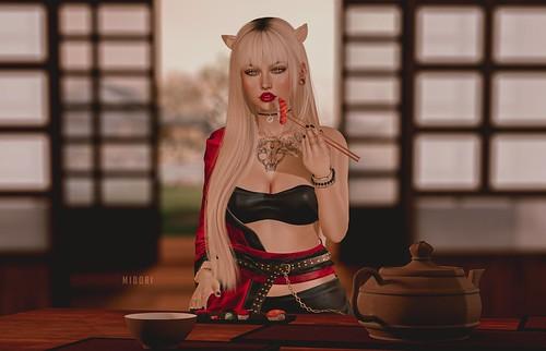 ~ Itadakimasu! ♥