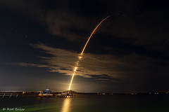 Cape Canaveral Rocket Launches