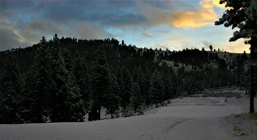 Dawn After A Dusting