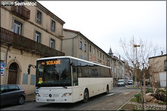 Mercedes-Benz Intouro – CAP Pays Cathare (Transdev) n°6596