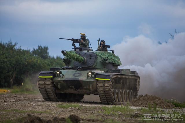 戰備任務訓練週關指部戰力防護、炊爨作業20201028