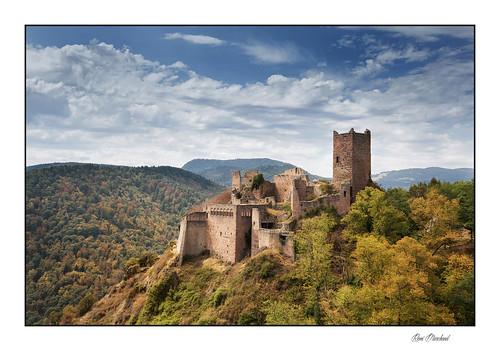 Le château de Saint-Ulrich