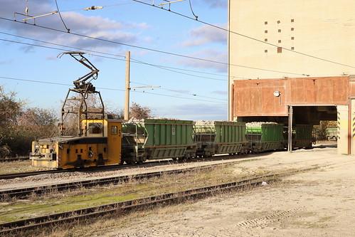 Sodawerke Staßfurt Lok 5, Förderstedt