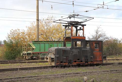Sodawerke Staßfurt Lok 1, Förderstedt