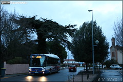 Irisbus Citélis  12 CNG – Tisséo n°1105 - Photo of Seysses