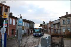 Irisbus Citélis  12 CNG – Tisséo n°1121