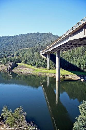 Ponte do IP3 sobre o Mondego - Portugal 🇵🇹