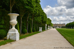Château de Versailles : la Grande Perspective