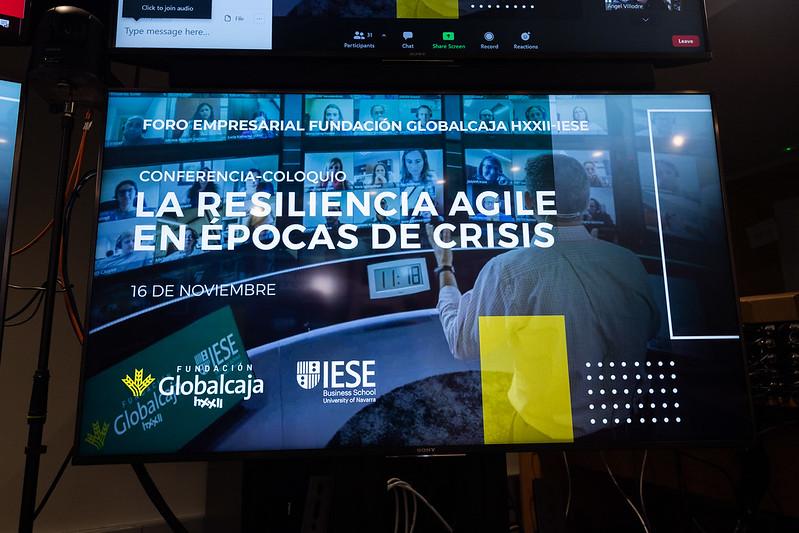 Foro Empresarial Fundación Globalcaja HXXII-IESE 2020