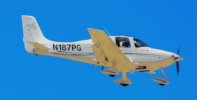 Photo:N187PG 2008  Cirrus  SR20 GTS G3 s/n  1892 By TDelCoro