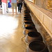 108 Bronze Wishing Pots