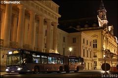 Mercedes-Benz Citaro G – Keolis Tours / Fil Bleu n°329
