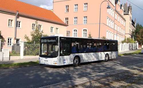 PVG Burgenlandkreis BLK-PV 263 (MAN NÜ 283