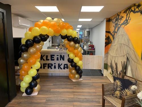 Ballonboog 5m Klein Afrika Dordrecht