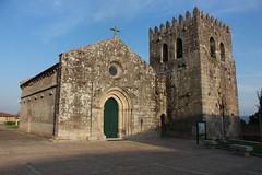 Igreja de Santa Maria de Abade de Neiva, Barcelos