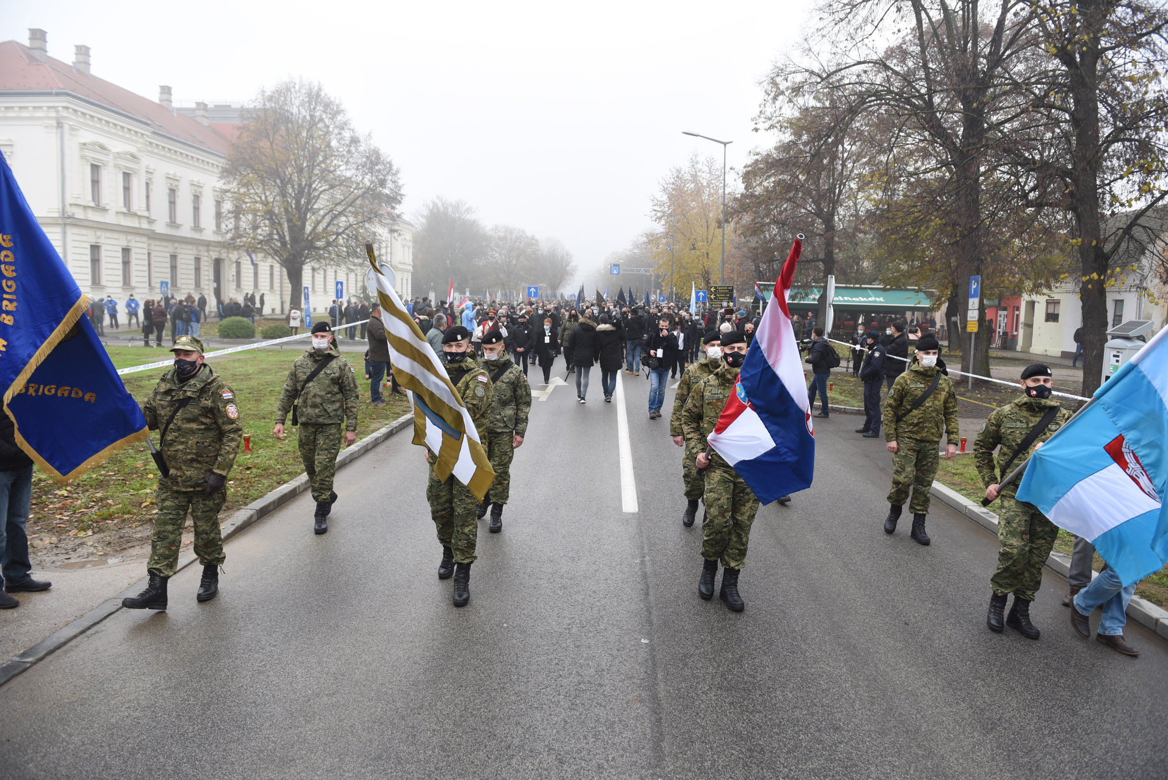 Dan sjećanja na žrtvu Vukovara 1991.-2020.