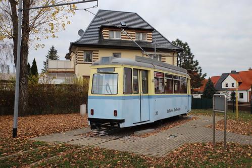 Staßfurter Strassenbahn, Triebzug 20