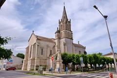 Eglise de Thenac, Saintonge - Photo of Saint-Simon-de-Pellouaille