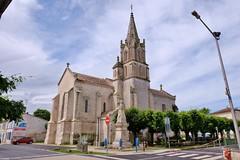 Eglise de Thenac, Saintonge