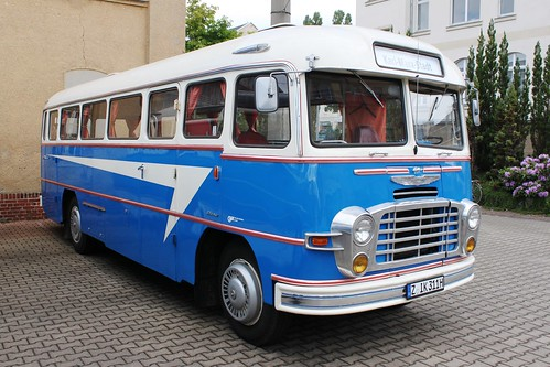 Wolf & Helke Z-IK 311 H (Ikarus 311.51; 1968)