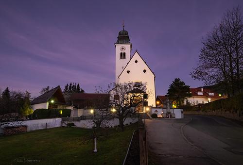 Lans church