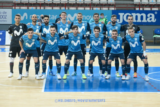J10 1ªRFEF FUTSAL | Movistar Inter FS vs Aspil Jumpers Ribera Navarra FS