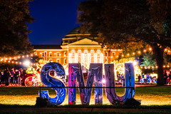 SMU's 2020 Celebration of Lights