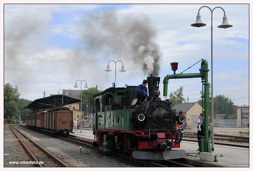 Weißeritztalbahn - 2011-05