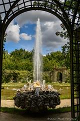 Château de Versailles : le Bosquet de l'Encelade